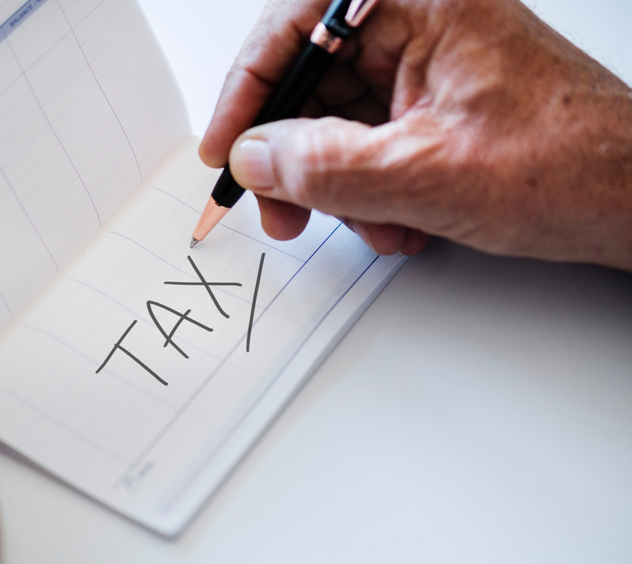 Owe tax to HMRC - Tax Services